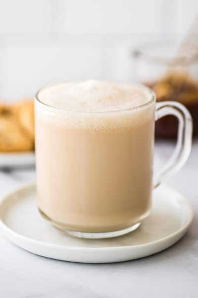 Easy Caramel Latte