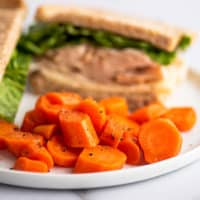 Microwave Carrots
