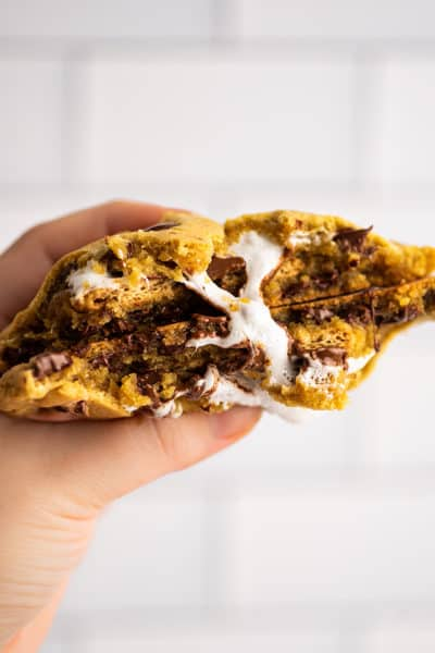 S'mores Cookie (For Two)