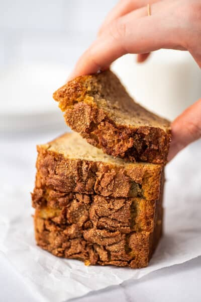 One-banana Banana Bread