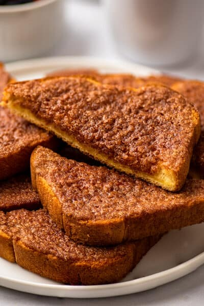 The Best Cinnamon Toast